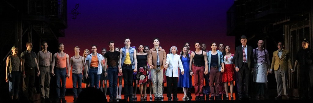 Banner West Side Story