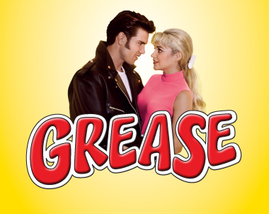 Grease DeutschesTheaterMuenchen 2017 Poster Musical Shows